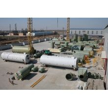 Tanque de Armazenamento de Água Ultrafino GFRP