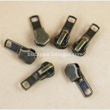 Brass Metal Grade Slider as Ykk Zipper Slider
