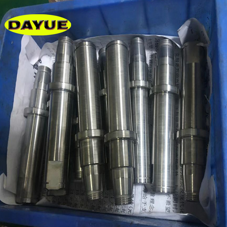 Customized Cosmetic Mold Components CNC Turning Machining