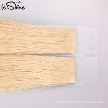 Wholesale Unprocessed Top Quality Double Drawn Virgin Remy Russian Cuticle Tape Hair Extensions