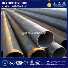Tubo de aço 1020 / cronograma 40 tubo de aço 40mm de diâmetro preço
