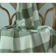Бамбук одеяло, бамбуковое волокно бросить (BT-09033)