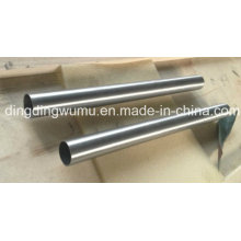 High Density Pure Molybdenum Pipe for Sputtering Coating Target