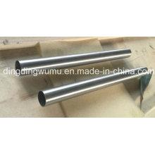 Tubo de molibdênio puro High-Density para pulverização catódica alvo de revestimento