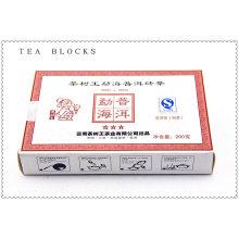 200g nutrir o estômago e purificação Chin maduro Puer chá