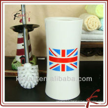 bathroom accessories uk ceramic toiletbrush holder