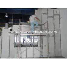 Vente en gros de panneaux de murs en béton préfabriqué en Russie