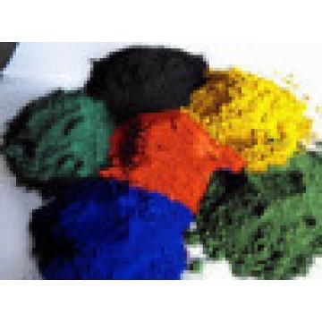 Pigment Oixde De Fer Avec Bonne Qualité
