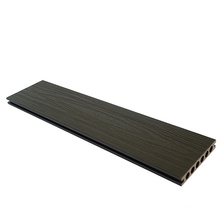Customized Anti-UV outdoor WPC decking flooring Brand New Synthetic Teak Decking Composite WPC Decking