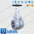 Trade Assurance Didtek API600 4'' 150LB WCB Stem Gate Valve Used In Oil Industrial
