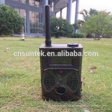 A caça Scouting da fuga de 12MP GPRS / MMS monta o estoque do diodo emissor de luz HC-300M da câmera 2.0LCD 36 IR