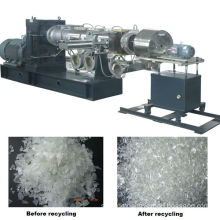 HS New Designed SJ recycled plastic extrusion machine