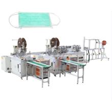 Vollautomatische Maschine zur Herstellung medizinischer Gesichtsmasken