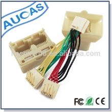Aucas marca ABS spliter adecuado para cable de teléfono y cable de red rj45 fábrica precios