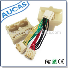 Aucas brand ABS spliter suitable for telephone cable and rj45 network cable factory prices