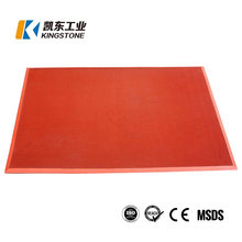 Durable Anti-Shock Door Rubber Mat 810*1000*16mm