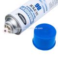 OEM Factory China Aerosol Spray Silikon Kleber für Stoff Unterwäsche Stickerei Kleidungsstück