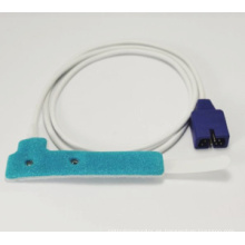 Nellcor Espuma No Adhesiva Desechable SpO2 Sensor, 9 Pines, Nellcor Oximax Neonato / Adulto Disponible