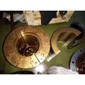 bearing shell for Voith coupling