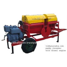 soyabean grain thresher