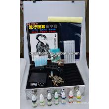 Kit de máquina de tatuagem de ferro Rotary barato e bom
