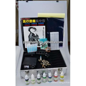 Cheap and good Iron Rotary body Tattoo Machine kit