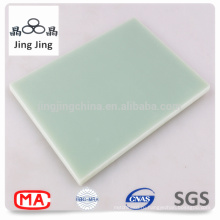 Китай Хорошее качество электрический изоляционный материал FR4 3мм стекловолокна лист, изготовленный Zhejiang Jingjing