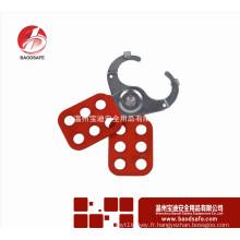 """Wenzhou BAODSAFE Hasard en acier avec pattes BDS-K8622 1.5 """"(38mm)"""