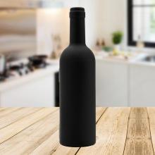 Ensemble de 4 outils à vin en forme de bouteille