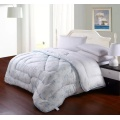 Microfibre Polyester Soft feeling Solid Printed  Comforter Set