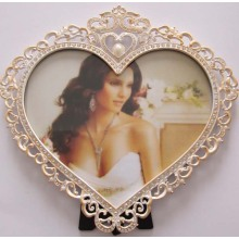 Heart Shape Classical Photo Frame