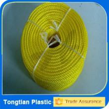 Cuerda de PE de la cuerda del monofilamento de la cuerda PE del color de 6m m-26m m PE
