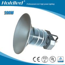 200w ul cree led industrial hanging lamp high bay light