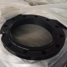 Flange da placa do aço carbono de Din2576 Pn10 Dn80
