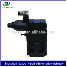 Yuken ebg-10 válvula de alívio de pressão proporcional para máquina de sopro de filme plástico