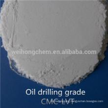 Technical low viscosity CMC-LVT
