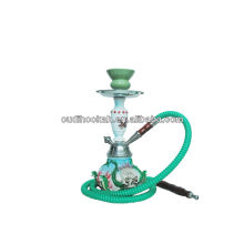 Fashion Skull Painted Resin Shisha Hookah