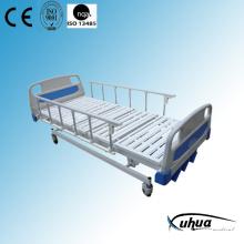 Three Cranks Manual Hospital Medical Bed (B-10)