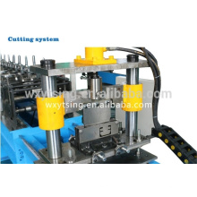 YTSING-YD-4809 Passed CE and ISO C Purlin Roll Forming Machine Low Price, C Purlin Roll Forming Machine WuXi