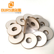 50X20X5mm Ring Piezo Ceramic Ultrasonic Welding Transducer 20KHZ Piezoelectric Actuator