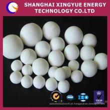Bola de alumina de alta pureza de 65% a 99,7%