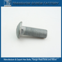 Medium Carbon Steel Dacromet Coated Railway Bolts