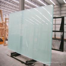 5, 8, vidro de arte decorativa de 12 mm de vidro fosco com certificados