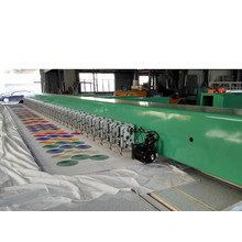 Hot Sell Chenille Embroidery Machine for Garment Industry From China