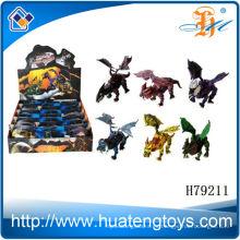2013 El rey plástico más popular del dinosaurio del mundo plástico para los cabritos para la venta