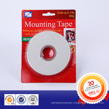 Plastic Bag and Blister Card Packaging Double Side Foam Tape