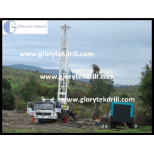 600m Truck Mounted Borehole Drilling Machine