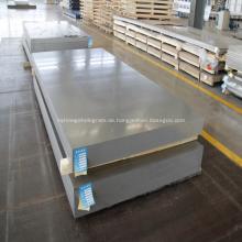 8011 Aluminium eloxiertes Blech