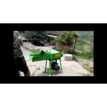 Multifungsi Mini Grass Chaff Hay Cutter Farm Harga Mesin
