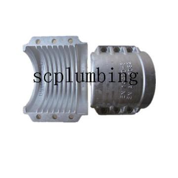 Safety Clamp DIN2817/En14420-3 (DN15-DN200)